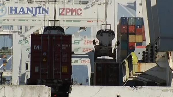 Feds seize illegal container at Port of Oakland