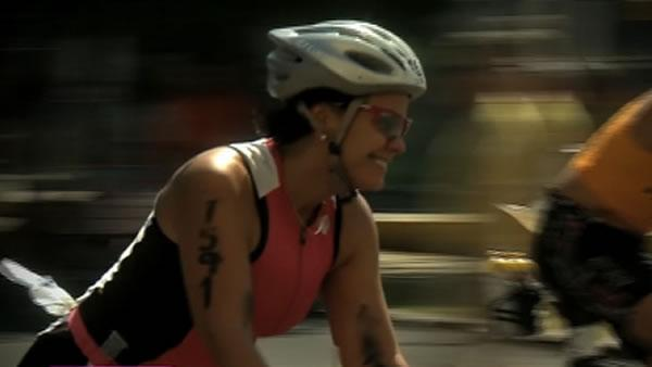 'Biggest Loser' wins by competing in Ironman triathlon
