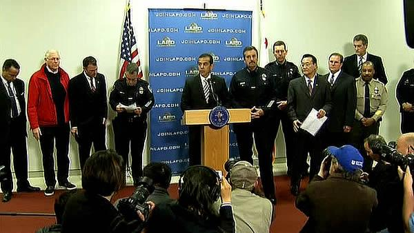 LAPD announces $1M reward for fugitive ex-cop