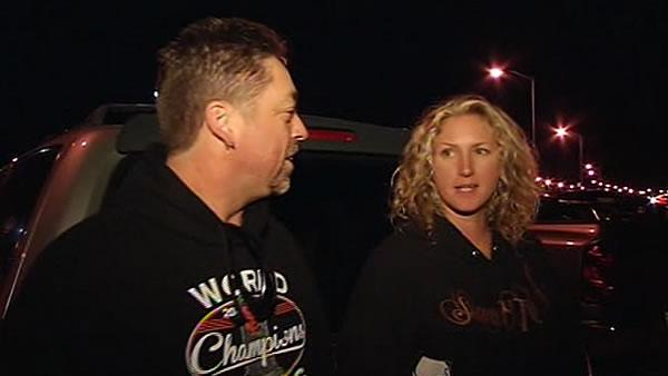 Bay Area people describe meteor sighting