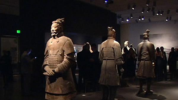 Terracotta Warriors featured at Asian Art Museum