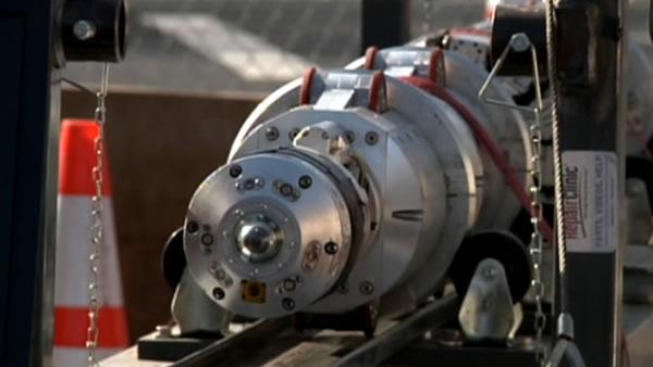 PG&E uses new generation of pipeline robots