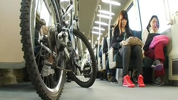 BART's 'bikes on board' pilot program starts today