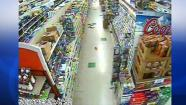 Drinks, food fall off shelves of convenience store after 5.7 earthquake