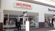 True Religion jean store in the Bay Area