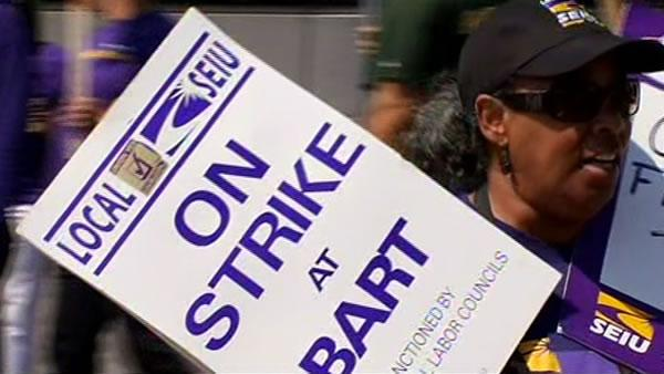 Bay Area business leaders prepare for BART strike