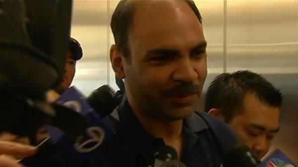 Injured Asiana Flight 214 survivor speaks