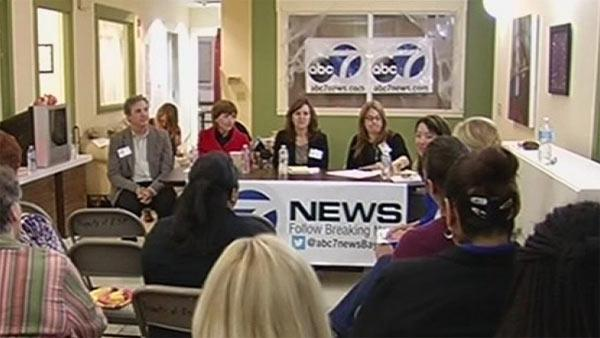 ABC7 holds Listens meeting in Hayward
