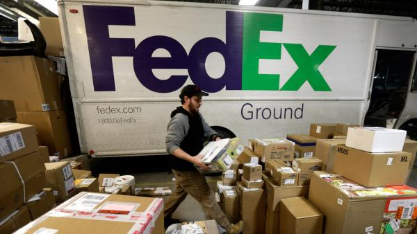 UPS and FedEx resume regular shipping schedule