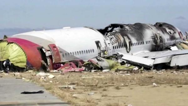 Asiana Airlines penalized over crash at SFO