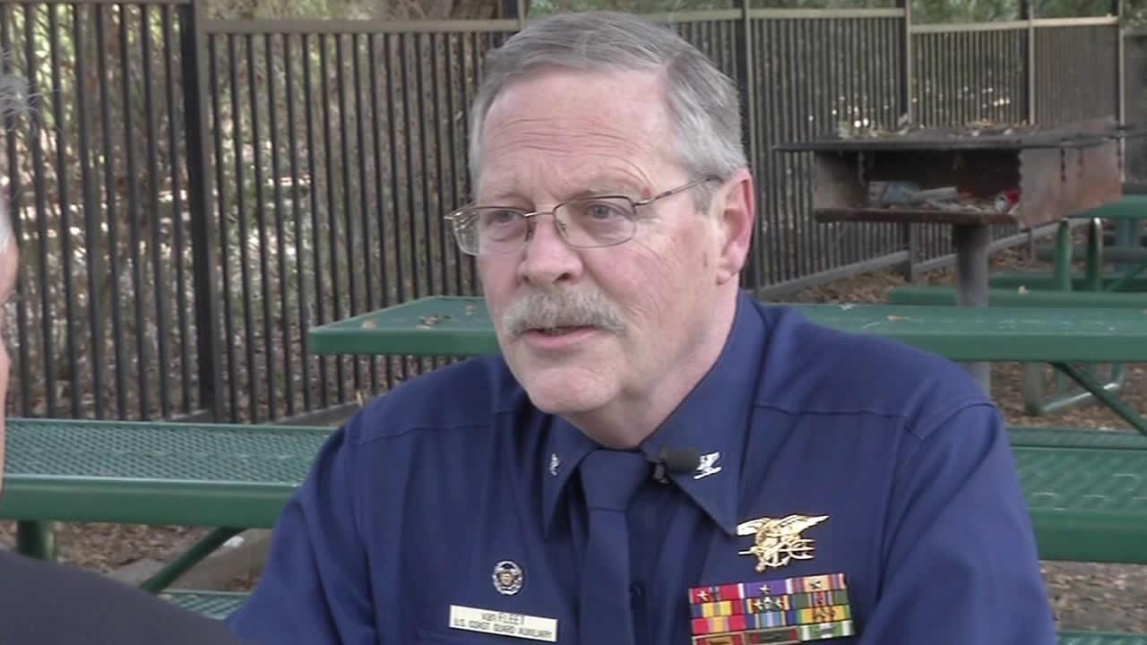 U S Coast Guard Auxiliary Commander Posed As Navy Seal Abc7news Com