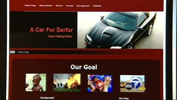 Local Darfur hero's driving passion