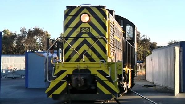 Group seeks to preserve San Francisco's rail past