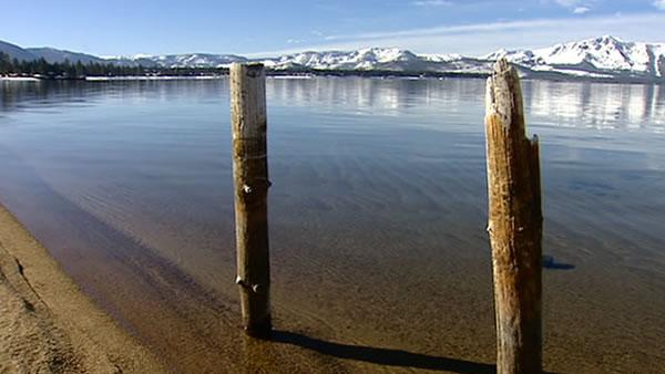 Lake Tahoe fault overdue for big quake