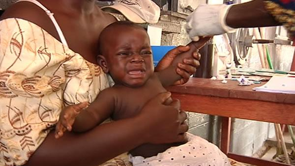Aid groups work to improve birth rate in Sierra Leone