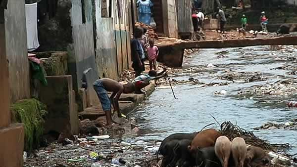 Access to safe water still a challenge in Sierra Leone