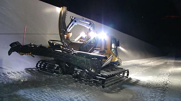 Northstar resort featuring new superpipe