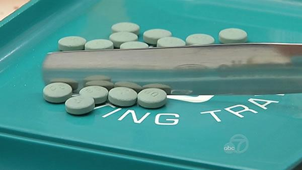 Prescription drug abuse a growing problem