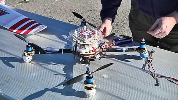 Popularity of drones raising privacy concerns