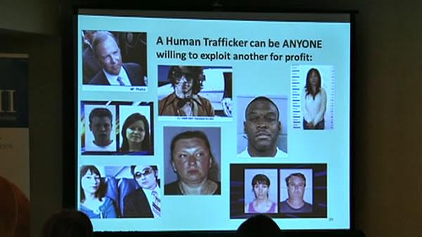 Travel industry learns to spot human trafficking victims
