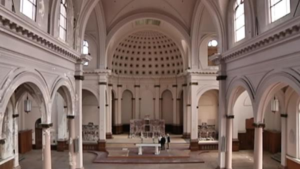 San Francisco churches finding new life as housing