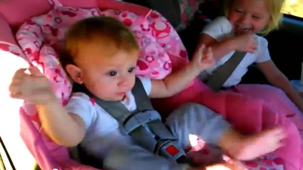 What's Trending: Baby wakes up to dance Gangnam Style