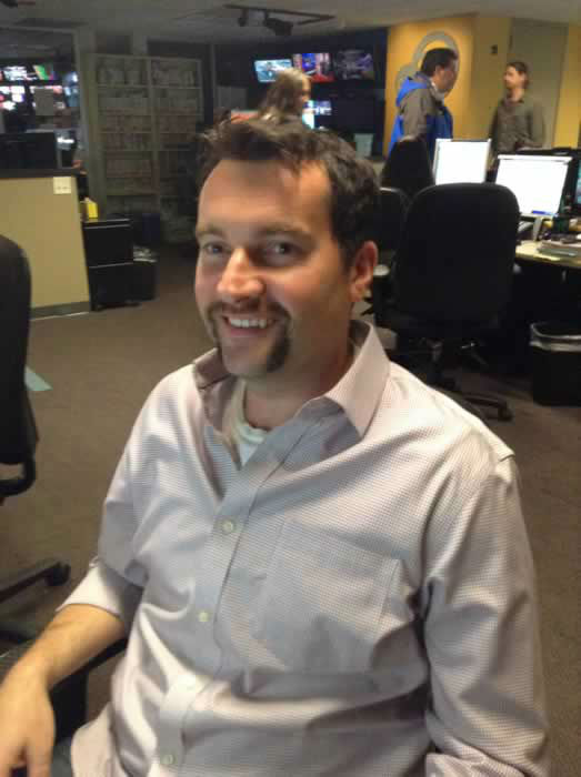 ABC7 News Producer Brendan has been working hard all month to grow his Movember mustache to honor several family members that he?s lost to cancer. He?s raised an amazing $555 so far! Check out his MoSpace page: http://us.movember.com/mospace/9256573