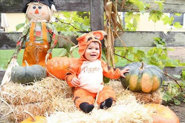 costume ideas - Tigger