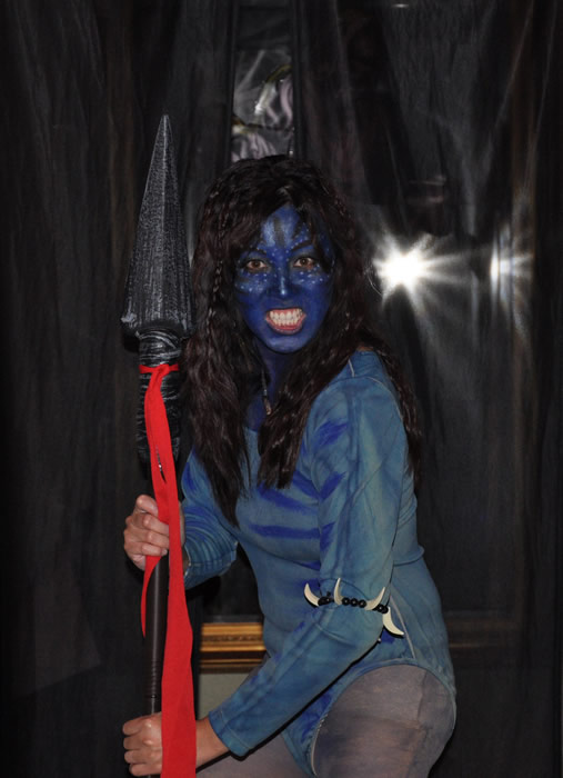 costume ideas - avatar