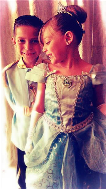 The Prince & Cinderella (Submitted via uReport)