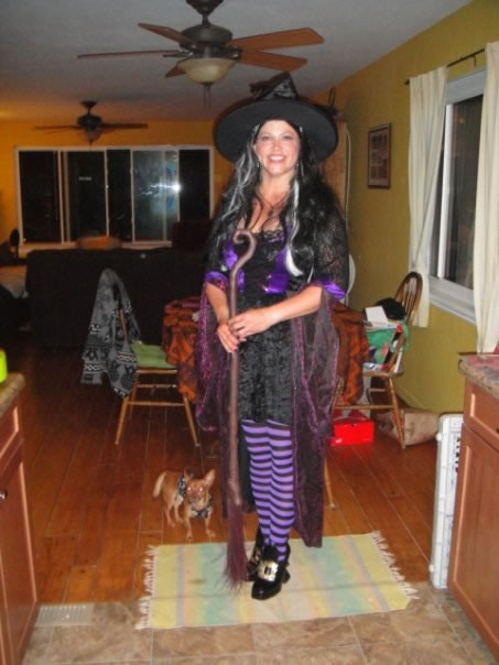 costume ideas - witch