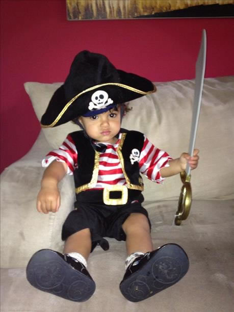 Eli the Pirate (Submitted by jlsuggs via uReport)