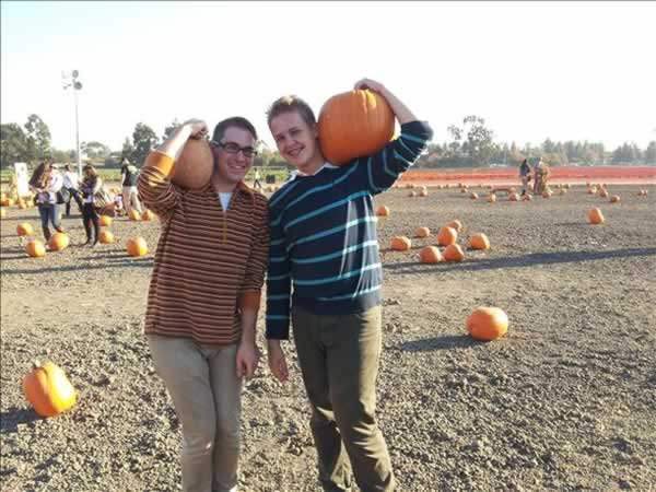 Spending the day at the pumpkin patch with my awesome nephews &#40;Submitted uReport&#41; <span class=meta>( )</span>