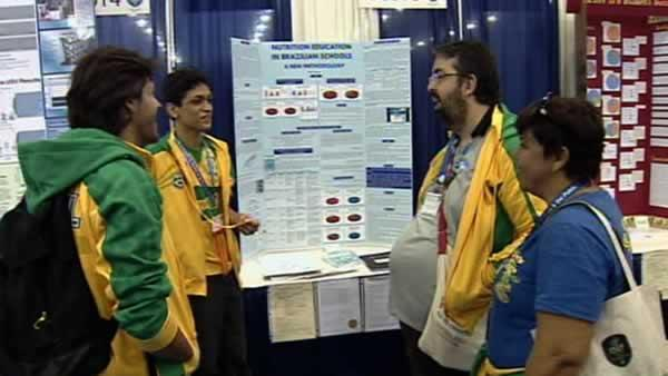 SJ hosts world's largest high school science fair