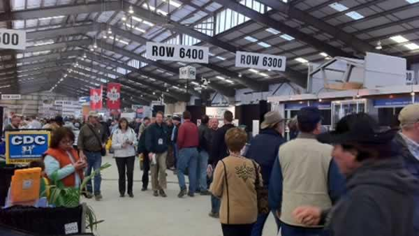 World Agriculture Expo in Tulare County