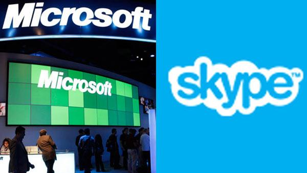 Microsoft agrees to buy Skype for $8.5B