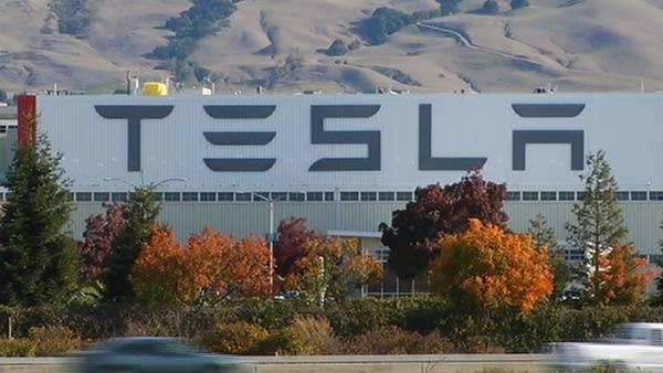 Hundreds of jobs coming to Tesla plant in Fremont
