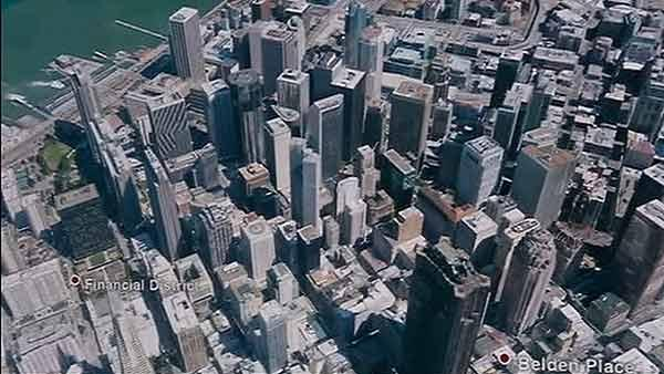 Google unveils 3-D maps, offers offline access