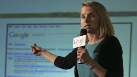 Google exec Mayer named Yahoo CEO, 5th in 5 years