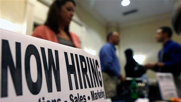 US economy adds 171K jobs, rate rises to 7.9 pct.