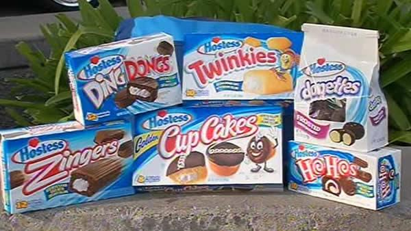 Twinkies may soon disappear from shelves due to strike