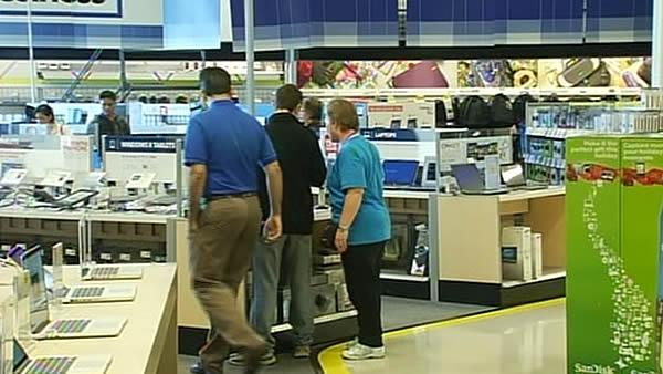 Competition increases for consumer spending