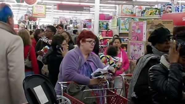 Shoppers take advantage of early Black Friday sales