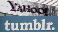 Yahoo headquarters and tumblr. website