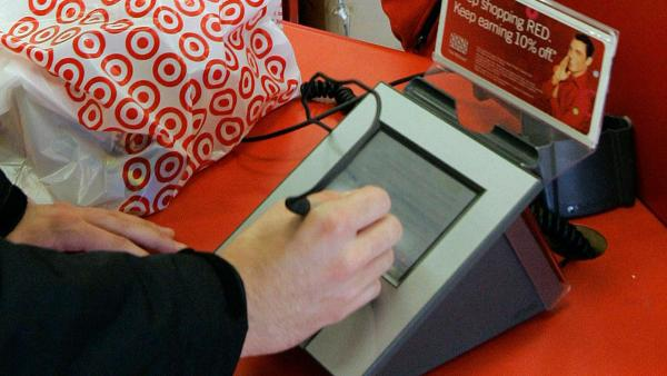 Target: Customers' encrypted PINs were obtained