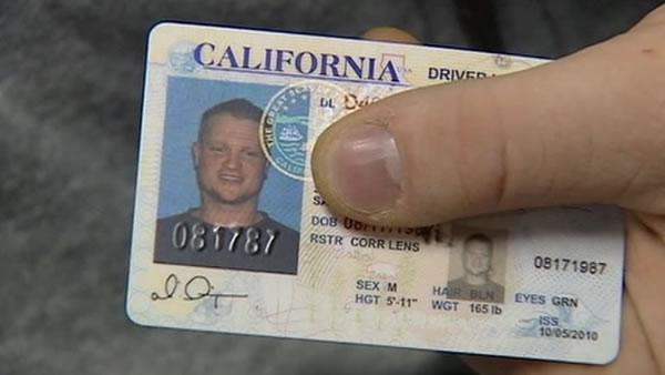 Do you have to swipe your driver's license?