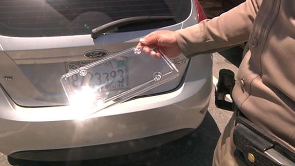 Car sticker theft solution could bring trouble