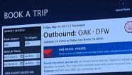 Delta Airlines website