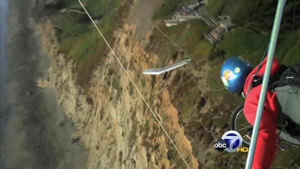 New hang gliding tech takes flight