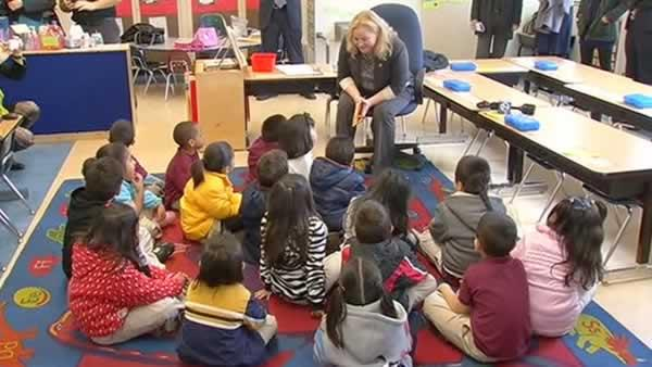 Oakland officials voice support of early ed funding